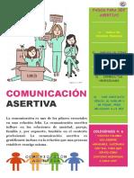 Afiche de Comunicacion Asertiva