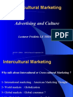 Intercultural Marketing