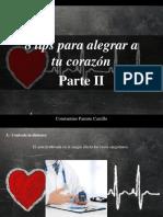Constantino Parente Castillo - 8 Tips Para Alegrar a TuCorazón, Parte II