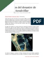 20 Años Del Desastre de Aznalcóllar - SamuelC