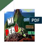 Regiones de Peru