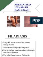 Filariasis,Ppt