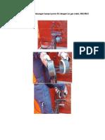 Pengelasan Pipa Pada Sambungan Tumpul Posisi 6G Dengan Las Gas Metal