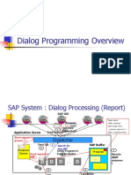 08.ABAP Dialog Programming Overview (1)