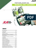 Manual Del Alineador Laser Xa