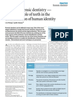2_a Look at Forensic Dentistry