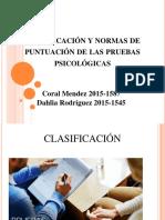Medición Psicologica