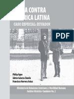 La CIA Contra America Latina Capítulo Especial Ecuador