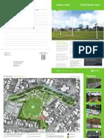 Ewing Park draft master plan