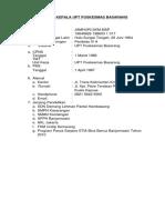 PROFIL KEPALA UPT PUSKESMAS BASARANG.docx