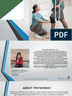 Physioway Orthopedic Treatment