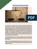 Teoría Pura del Derecho Hans resumen.pdf