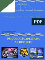 Psicologia a Plica Daal Deport e 1