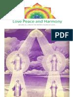 (30) -1-31 Aralık 2010 - Love Peace and Harmony Journal