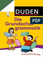 Die Grundschulgrammatik