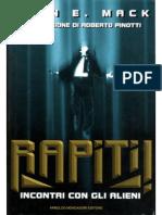 John Mack - Rapiti! - Incontri con gli Alieni (1994) [Ufo ufologia abduction malanga ipnosi]