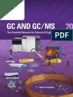 Agilent Gcms