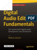 Digital Audio Editing Fundamentals