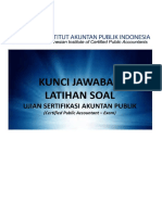 85-ACPAI Latihan Soal Akuntansi Biaya,Manajemen Dan KeuanganSistem Informasi
