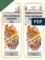 FILIpino Program