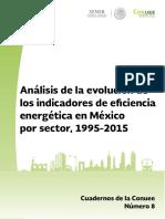 Indicadores Reforma energética