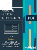 Website Inspiration eBook