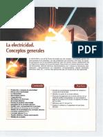 Electricidad Conceptos Generales Cap 1 a 7