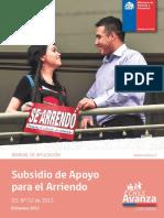 Manual Aplicacion Subsidio de Arriendo