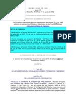 DECRETO 989 DE 1992 - REGLAMENTA DEC. 1211 DE 1990.pdf