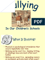 Bullying Power Point