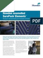 Enamelled Surepack Elements Product Profile Sheet UK MidRes