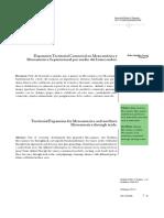 Expansión Territorial Comercial en Mesoamérica y Mesoamérica Septentrional por medio del Intercambio.