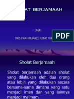 Shalat Berjamaah.ppt