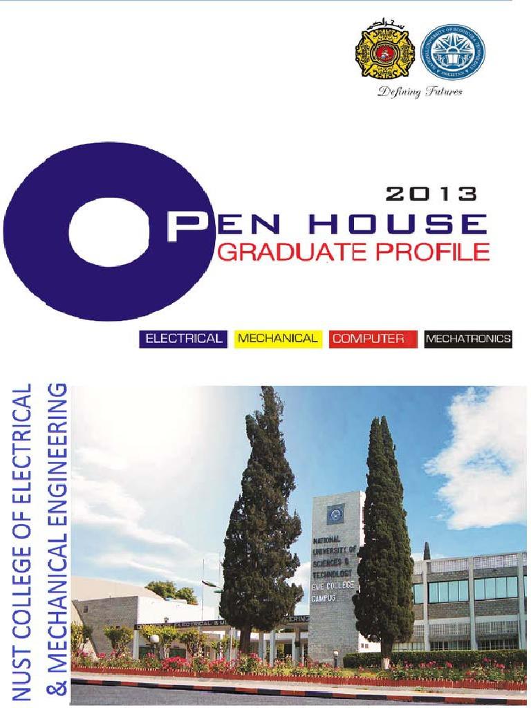 Graduate Profile 2013 | Electronics | Technology