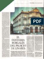 El Fantasma Burgales Del Palacio de Linares