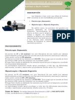 IPEC - Protocolo Bajo Costo