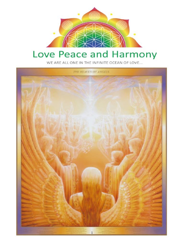 31 1 31 January 2011 Love Peace And Harmony Journal Soul Self