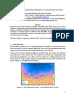 Analisis Dampak Reklamasi Teluk Jakarta terhadap Kenaikan EMA dan Sedimentasi Pesisir