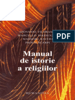 Filoramo Giovanni Manual de Istorie a Religiilor 2003