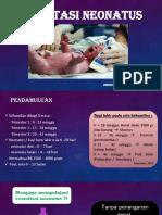 Resusitasi Neonatus INC