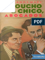 Groucho y Chico, Abogados - Groucho Marx