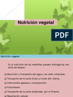 Nutricion Vegetal 2014