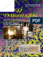 New Energy Technologies Issue 10