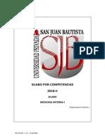 Silabo Medicina Interna i 2018-Ii_20180806114725