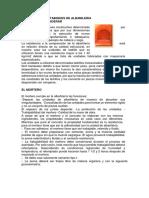 Especificaciones Técnicas de Albañileria