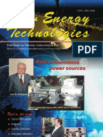 New Energy Technologies Issue 15