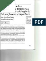 A importância dos estudos sobre trajetórias escolares na sociologia contemporânea - IMPRESSO.pdf