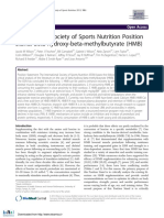 [Elearnica.ir]-International Society of Sports Nutrition Position Stand Beta-hydroxy-beta