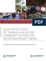 Qualitative Study FINAL Nepal