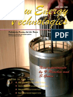 New Energy Technologies Issue 19